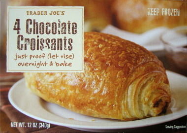 trader joes chocolate croissants If Loving Trader Joes Chocolate Croissants is Wrong, I Don't Want to be Right